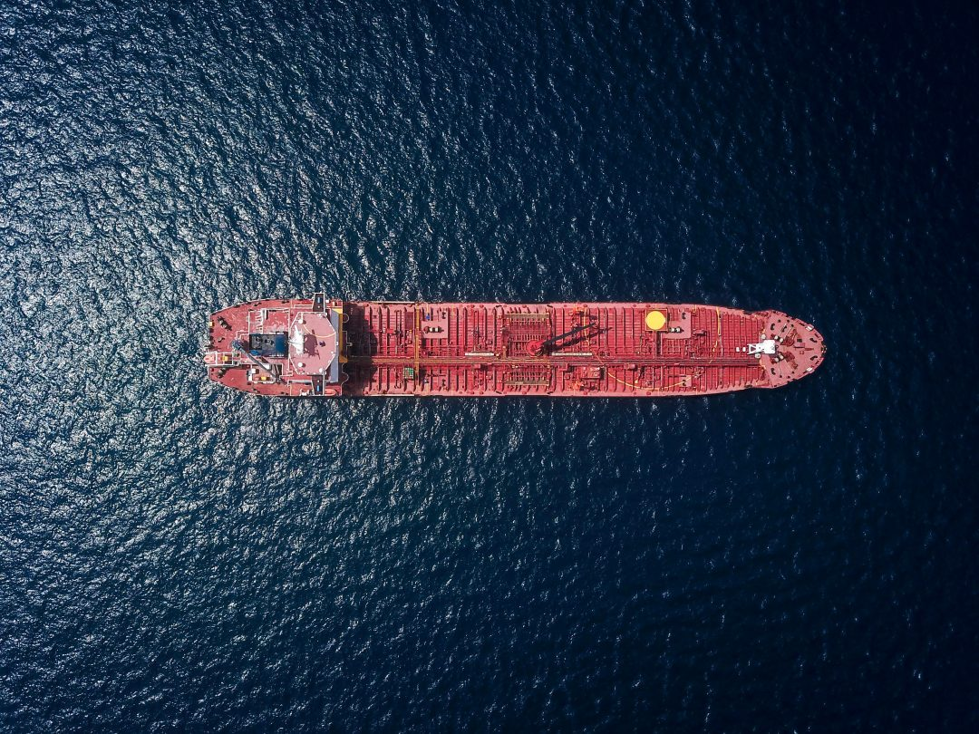 ship from above